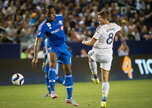 ドログバとジェラードが初対決…MLSに在籍する有名選手を一挙紹介