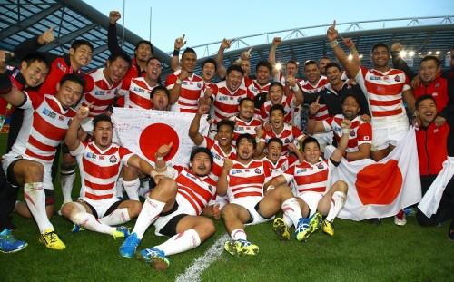 歴史的快挙を成し遂げたラグビー日本代表にサッカー界から称賛の声
