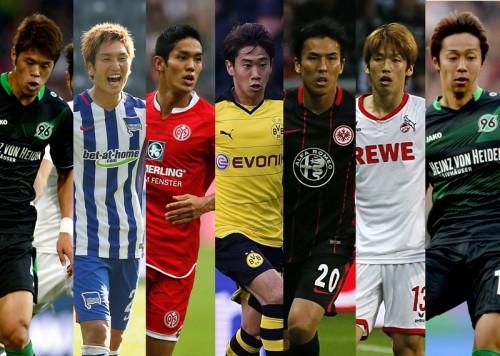 絶好調香川は6試合連続スタメンへ…日本人は最多7名が先発入りか