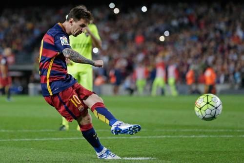 メッシがバルセロナで15回目のPKミス…失敗率23パーセントに