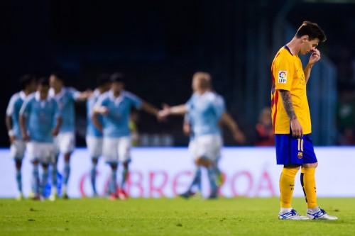 バルセロナが今季3度目の1試合4失点…リーガでは7年ぶりの大敗