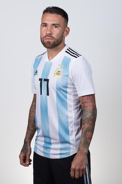 ニコラス・オタメンディ(アルゼンチン代表)のプロフィール画像