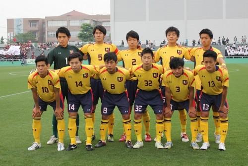 慶應大、前節に続くゴールラッシュで後期開幕2連勝を飾る/関東大学リーグ第14節