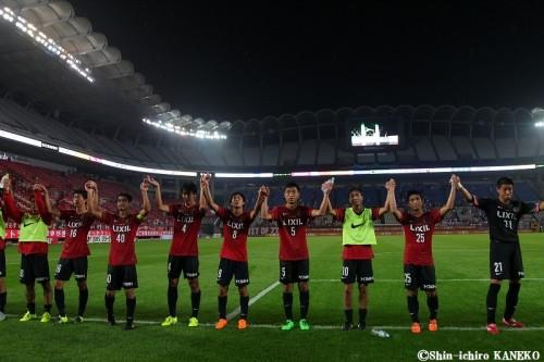 絶好調の鹿島が準決勝進出…神戸と新潟は初の4強/ナビスコ杯準々決勝