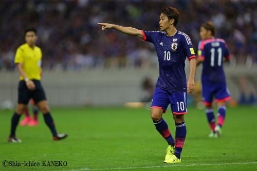 香川、チーム3点目挙げるも決定機でミス「絶対決めなきゃいけなかった」