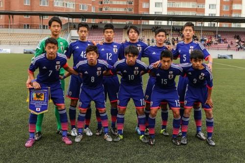 U-15日本代表が香港に7発大勝、本選出場権を獲得/AFC U-16選手権2016予選