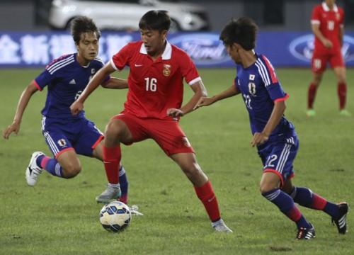 U-18日本代表MF三好康児「決めきる力がないことに危機感を感じています」/CFA国際ユース