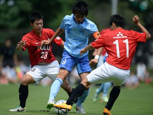 U-18日本代表、小川の3発などでシリアに快勝/CFA国際ユース