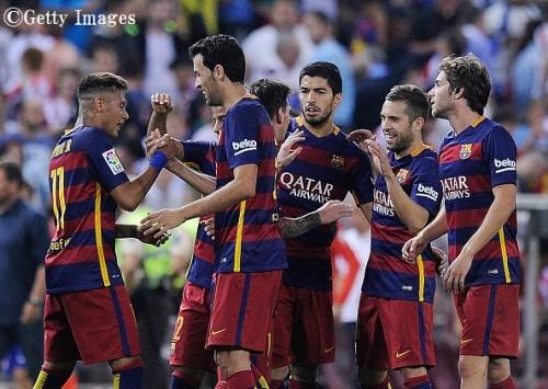 【2015-16シーズン序盤戦通信簿 欧州10大クラブを徹底検証】<第5回>バルセロナ篇