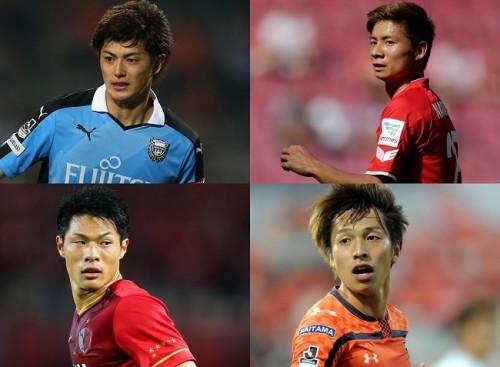 長澤和輝や谷口彰悟など全メンバーがプロの世界へ/2013年のユニバ日本代表