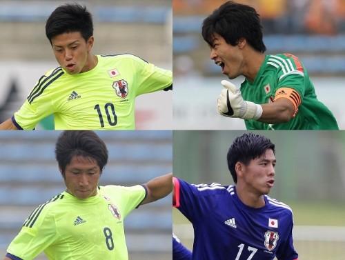 和泉、呉屋ら12名がプロ入り内定…進路未定の4年生は4名/2015年のユニバ日本代表