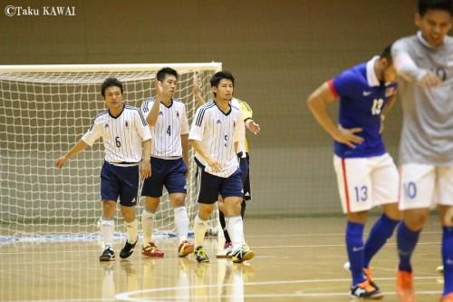 フットサル日本代表、マレーシアに予想外の4点ビハインドから大逆転勝利