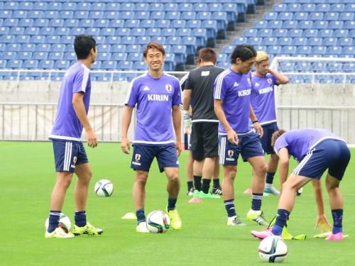 代表合流の香川、自身の好調に手応えも「クラブと代表は全く違う」