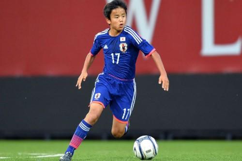 U-15日本代表、久保建英ら23名を発表…AFC U-16選手権に臨む