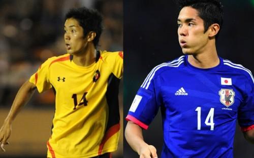 アフガニスタン戦に臨む日本代表、ユースチームと高校サッカー部出身選手の比率はほぼ同数