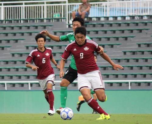 早稲田大が宮本、山内のゴールで専修大に勝利/関東大学リーグ第12節