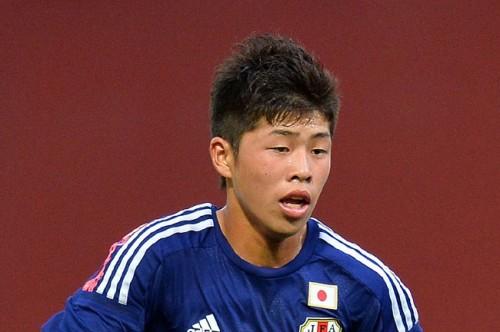U-15日本代表MF鈴木冬一「全力でプレーし、必ず予選を突破したい」