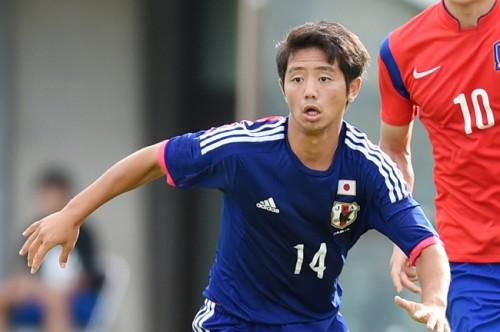 CFA国際ユーストーナメントに臨む、Uー18代表MF鈴木徳真「一戦一戦全力で戦いたい」