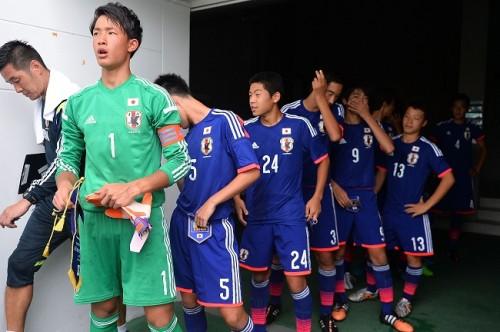U-15日本代表FW山田寛人「非常に良い雰囲気のトレーニング」/長野合宿