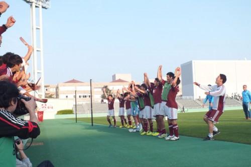 早稲田大が慶應大との上位対決を制し、首位に浮上/関東大学リーグ1部第19節