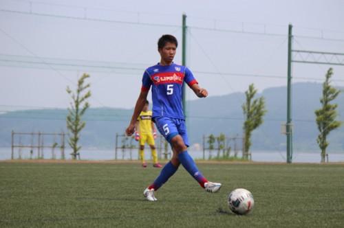 FC東京、U-18所属のDF柳貴博の来シーズン加入内定を発表