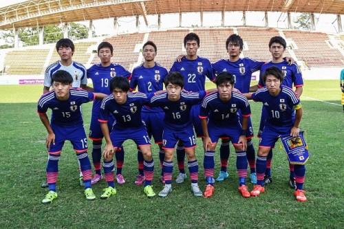 先制弾決めたU-18代表高木彰人「このメンバーでサッカーができるのは今日で最後」