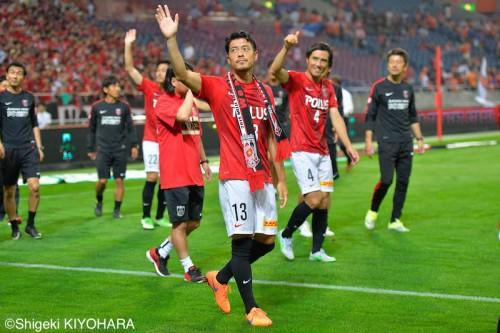 浦和在籍16年、鈴木啓太が退団を発表「前に進まなくてはなりません」