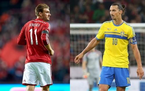スウェーデンはデンマークとの北欧勢対決…11月に出場24カ国決定へ/ユーロプレーオフ