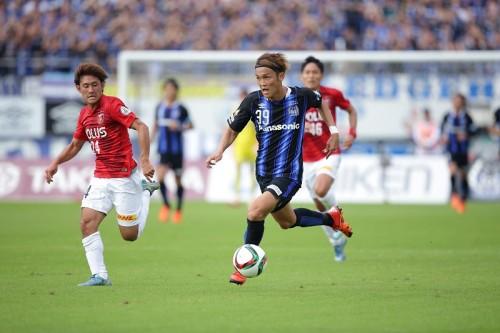 G大阪が年間首位・浦和を撃破…遠藤の記念試合を勝利で飾りACLに弾み