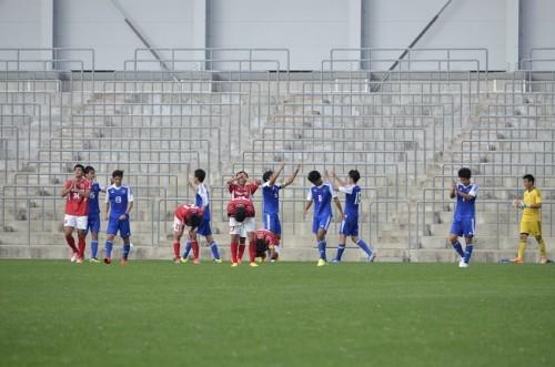 関西学院大、呉屋のゴールで関関戦勝利…勝ち点を42に伸ばす/関西学生リーグ1部第6節