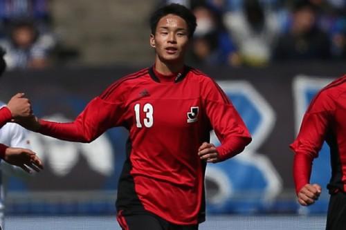 U-18日本代表DF藤谷壮「予選では初戦が重要になってくる」