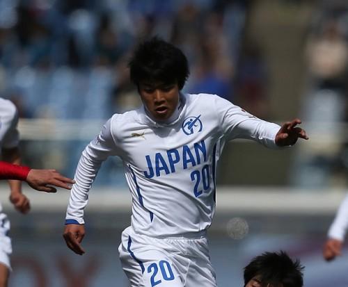 U-18代表岩崎「頭も体もしっかりと整えて良い準備をしたい」