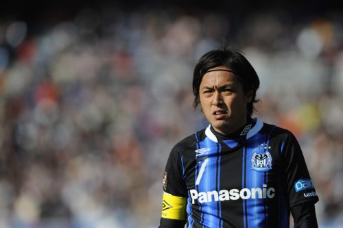 さらなる活躍に意欲…500試合出場のG大阪MF遠藤「まだまだ伸ばしたい」