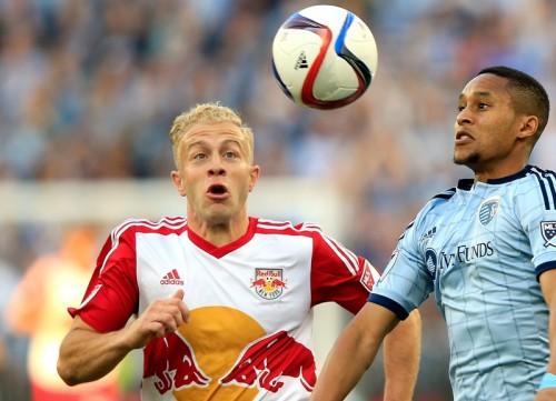MLS史上最速の7秒ゴール…NYレッドブルズFWがキックオフから即得点