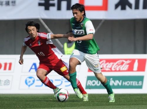 J3相模原MF森勇介が6試合の出場停止処分…一足先に今季終了