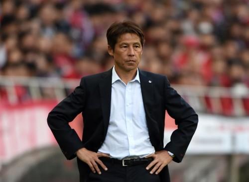 名古屋の西野朗監督が今季限りで退任…ここまで年間順位は10位