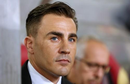 イタリア代表監督候補に浮上したカンナヴァーロ氏、現場復帰に意欲