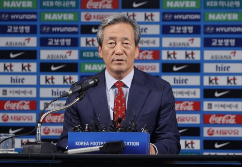 会長選立候補のチョン氏、規則違反でFIFAの調査対象に…選挙妨害と批判