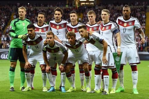 ユーロ予選に臨むドイツ代表23名…ロイスら招集、GKレノが初選出