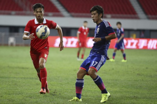 U-18代表MF髙木彰人「攻撃的なサッカーで必ず予選を突破する」