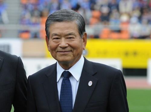 JFA最高顧問の川淵三郎氏が文化功労賞に顕彰「今後も努力していく」