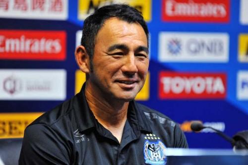 G大阪、長谷川監督と契約更新…昨季は史上初のJ1昇格年で3冠達成