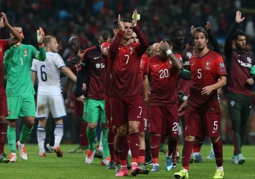 ユーロ本大会出場決定のポルトガル代表、C・ロナウドらに休養与える
