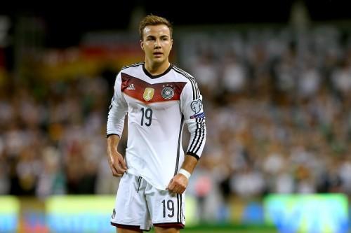 ドイツとバイエルンに痛手…ゲッツェが筋腱断裂で全治10~12週間に