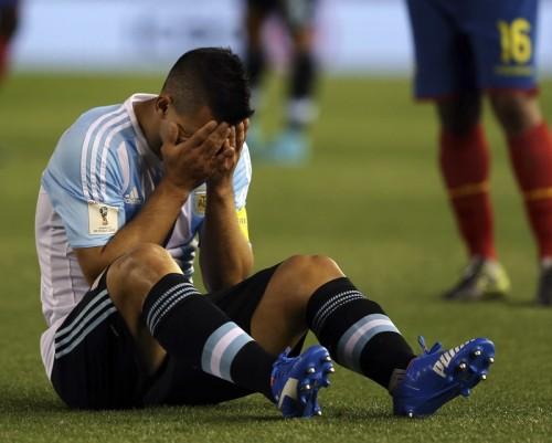 アルゼンチンがホームで黒星発進…負傷離脱中メッシの穴埋まらず