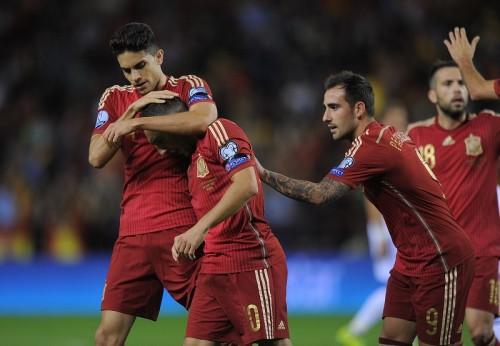 スペイン、ユーロ予選で114試合ぶりにレアル所属選手の先発ゼロ
