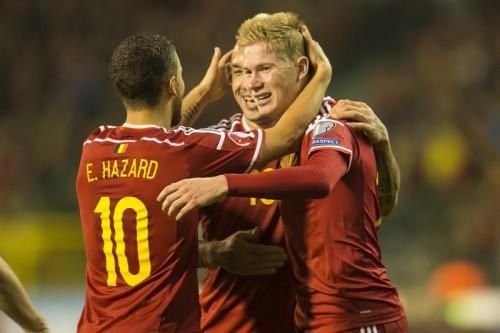 ベルギーがアルゼンチンを抜きFIFAランク1位…8カ国目の首位誕生へ