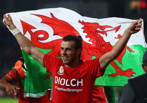 """イングランド代表の誘いを""""1秒""""で断ったベイル「僕はウェールズ人」"""