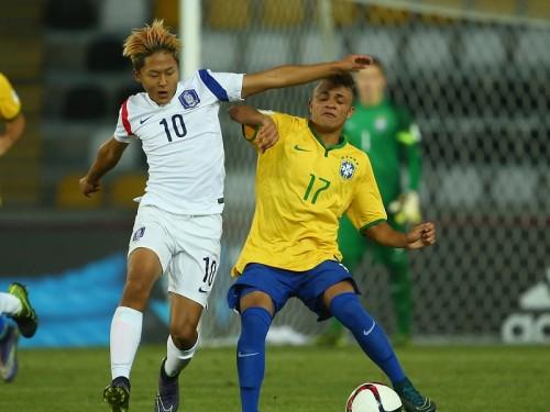 FIFA、ブラジル撃破の立役者イ・スンウを紹介「かつてのマラドーナ」