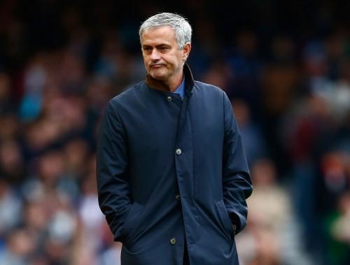 不適切な言動で退席したモウリーニョ監督、今季2度目の処分が決定